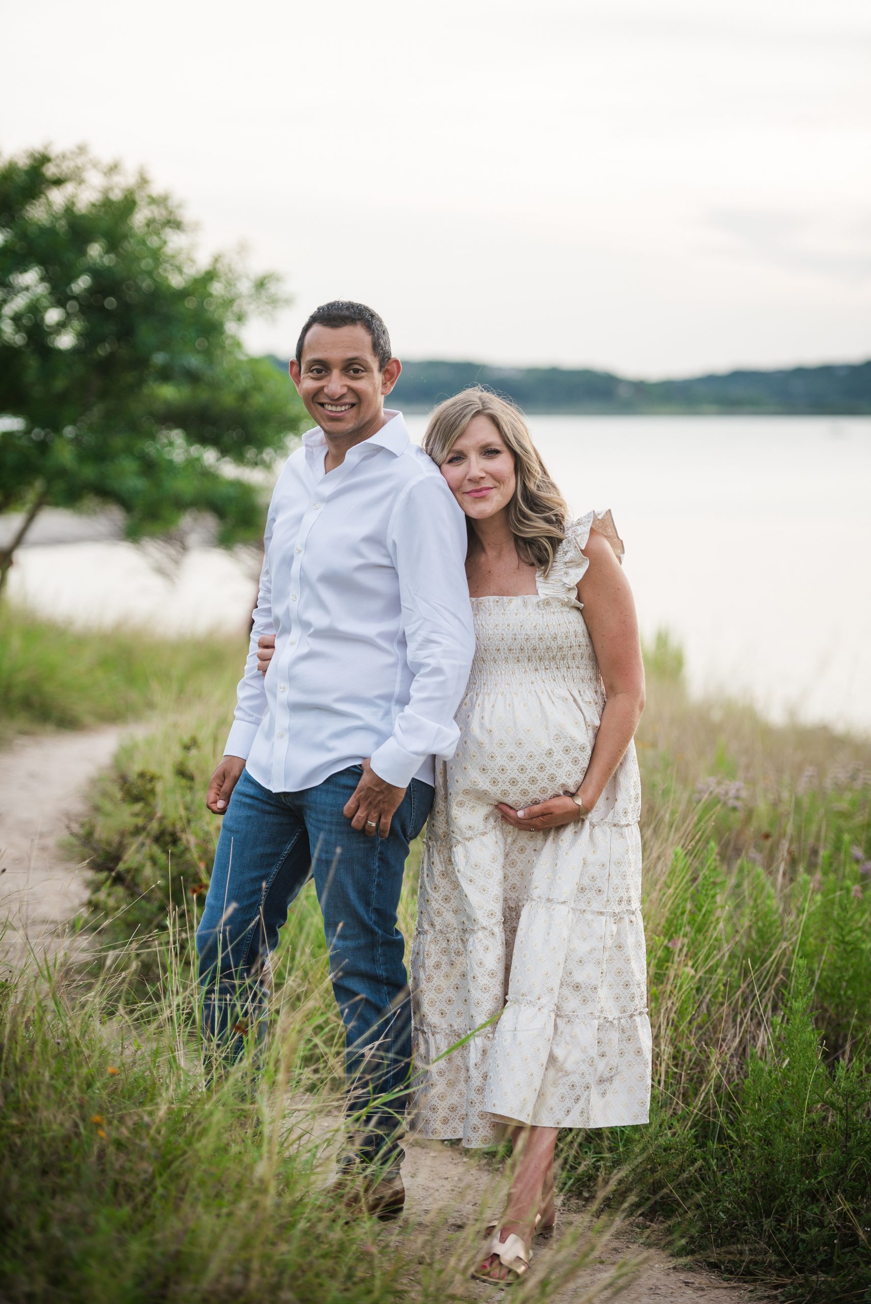 Maternity Photography Session At Canyon Lake, Texas In July Gruene Photography 26