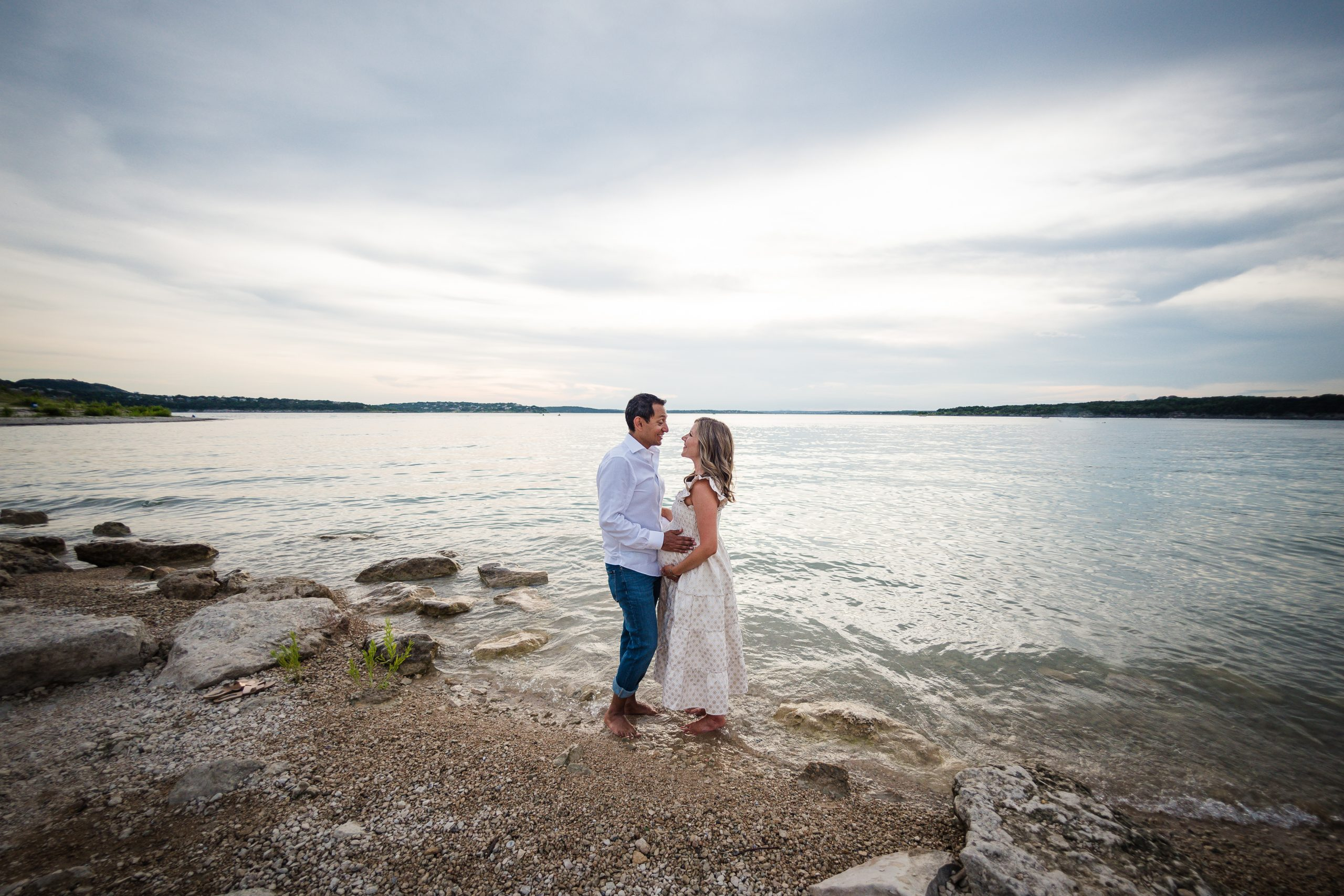 Maternity Photography Session At Canyon Lake, Texas In July Gruene Photography 30