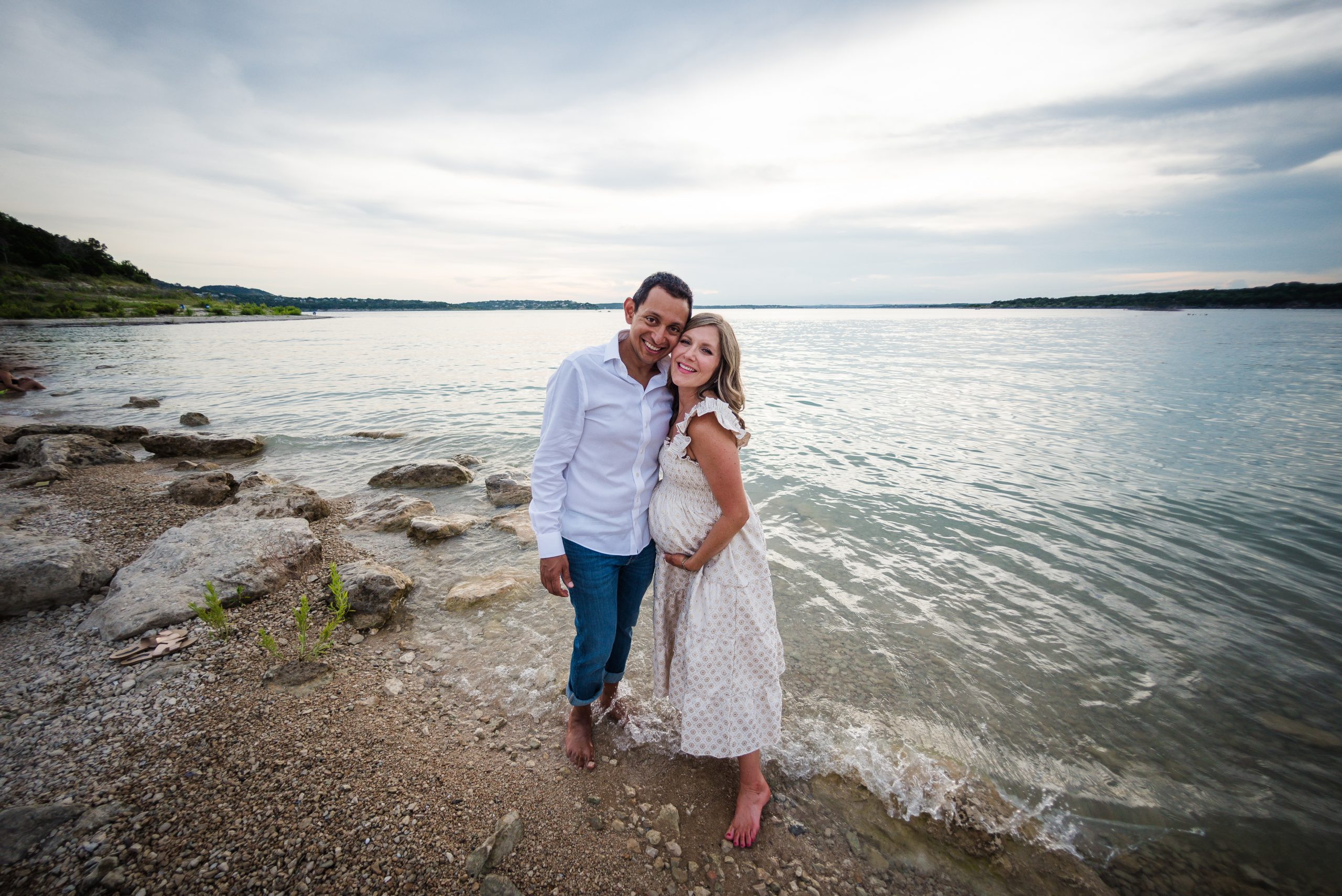 Maternity Photography Session At Canyon Lake, Texas In July Gruene Photography 31